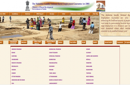 mnrega bpl list download