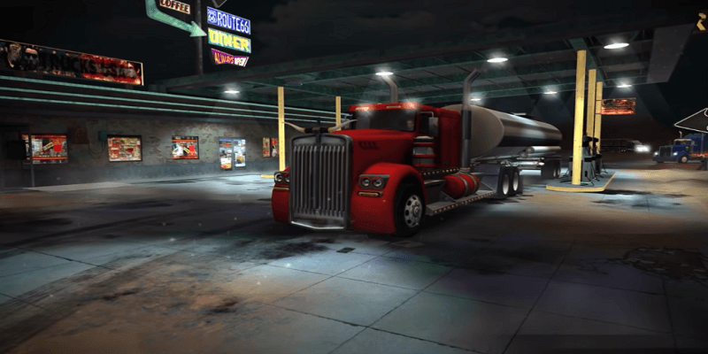 best truck simulator games for android